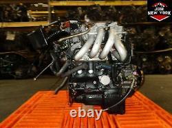 00 01 02 Nisan Sentra 1.8l Twin Cam 4-cylinder Engine Jdm Qg18de