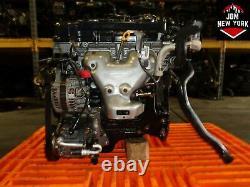 00 01 02 Nisan Sentra 1.8l Twin Cam 4cyl Engine Free Shipping Jdm Qg18de