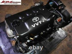 00-07 Toyota Echo 1.5l Twin Cam 4 Cylinder Engine JDM 1NZ-FE