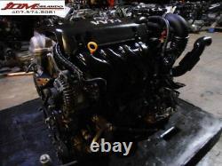 00-15 Toyota Yaris 1.5l Twin Cam 4 Cylinder Engine JDM 1NZ-FE