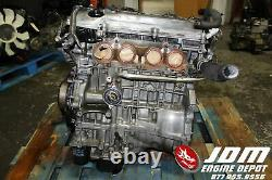 01 07 Toyota Highlander 2.4l Twin Cam 4cyl Vvti Engine Jdm 2az-fe 2az