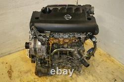 02 03 04 05 06 Nissan Altima Qr25 2.5l Twin Cam 4 Cyl Engine Jdm Qr25de Motor