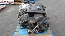 02 03 04 Infiniti I35 3.5l Twin Cam V6 Engine Jdm Vq35de