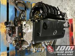 02 05 Nissan Sentra Se-r 2.5l Twin Cam Vtc 4 Cylinder Engine Jdm Qr25de