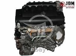 02-05 Nissan Sentra Spec V 2.5l Twin Cam 4 Cylinder Engine Jdm Qr25de