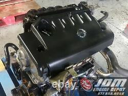 02 06 Nissan Altima 2.5l Twin Cam 4 Cylinder Engine Jdm Qr25de Free Shipping