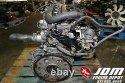 02 08 Toyota Solara 2.4l Twin Cam 4 Cyl Vvti Engine Jdm 2az-fe 2az