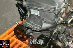02-09 TOYOTA CAMRY 2.4L TWIN CAM 4 CYLINDER VVTi ENGINE JDM 2AZ-FE 2AZFE