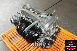 02-09 TOYOTA CAMRY 2.4L TWIN CAM 4-CYL VVTi ENGINE FREE SHIPPING JDM 2AZ-FE