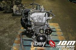 02 09 Toyota Camry 2.4l Twin Cam 4cyl Vvti Engine Jdm 2az-fe 2az Free Shipping