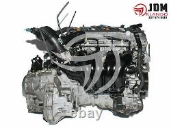 02-11 Toyota Camry 2.4l Twin Cam 4 Cylinder Engine Jdm 2az-fe 2az