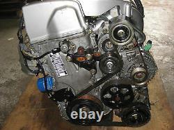 03 06 Acura Tsx 2.4l Dohc I-vtec Engine Jdm K24a 200hp Twin Cam Vtec Motor Cm2