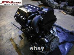 03 06 Scion Xb 1.5l Twin Cam 4 Cylinder Engine JDM 1NZ-FE