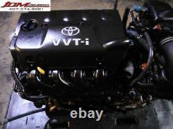 04-06 Scion xA 1.5L Twin Cam 4 Cylinder Engine JDM 1NZ-FE