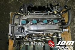 04 07 Toyota Rav4 2.4l Twin Cam 4cyl Vvti Engine Jdm 2az-fe 2az