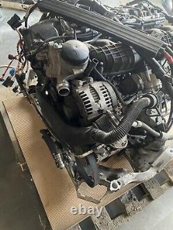 07-09 BMW 335i 535i N54 Engine 3.0L I6 Twin Turbo Motor OEM 95k Miles Ran