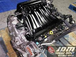 07 12 Nissan Sentra 2.0l Twin Cam 4cyl 16-valve Engine Free Shipping Jdm Mr20de