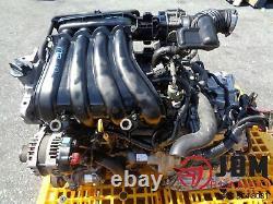 07-12 Nissan Versa 1.8l Twin Cam 4 Cylinder Engine Jdm Mr18de