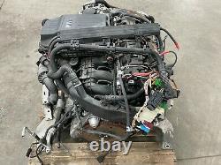 08 09 BMW 135i N54 E88 Engine Complete Twin Turbo 8 Bolt 1164 OEM