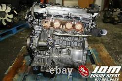 08 15 Scion Xb 2.4l Twin Cam 4cyl Vvti Engine Jdm 2az-fe 2az Free Shipping