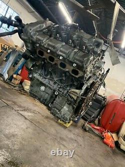 10-12 BMW 750i 750LI 4.4L twin turbo Engine/Motor ALL WHEEL DRIVE AWD