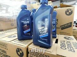 12 Liters GENUINE Twin Power Turbo 5w30 Motor Oil Original BMW Engine Oil Gas