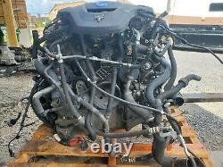 17-20 Maserati Levante 3.0L V6 Twin Turbo M161 Engine Motor 30k AWD OEM COMPLETE