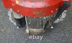 17 HP Twin 2 Briggs Stratton Commercial Cast Iron Sleeve Complete Drop In Engine