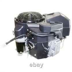 18.5hp Kawasaki Vert Engine 1Dx3-5/32L 15 Amp Electric Start & Oi FS600V-S00-S