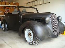 1937 Plymouth P14S Deluxe