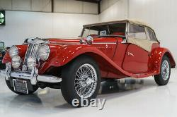 1955 MG T-Series TF 1500 Roadster One of only 1,528 built