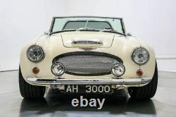 1958 Austin Healey 3000 MJ 2 COLD AC LT ENGINE TWIN TURBOS EXTRA CLEAN