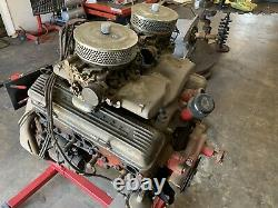 1962 Chevrolet 283 Unmarked Race Engine & Matching T10 4 Speed Transmission