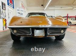 1968 Chevrolet Corvette NUMBERS MATCHING 427 ENGINE TANK STICKER SEE