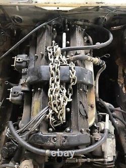 1976 Twin Cam Inline 6 Engine