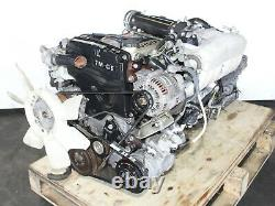 1986-1992 Toyota Supra Cressida Engine Twin Cam Non Turbo 7MGE 6cyl Auto Trans