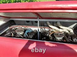 1988 Stingray 275 Cruiser Boat with Twin 350 Mercruisers engines
