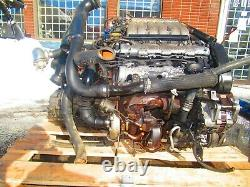1990-1992 Mitsubishi 3000gt 6G72 Twin Turbo Engine Getrag Awd Transmission 5MT