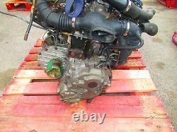 1990-1992 Mitsubishi 3000gt 6G72 Twin Turbo Engine Getrag Awd Transmission 6G72T