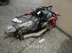 1993 JDM Mazda RX7 Twin Turbo Rotary Engine & AT Tranny 13b Motor RX7 FD3S