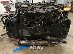1993 to 1998 Subaru Legacy GT-B 2.0L Sequential Twin Turbo Engine JDM EJ20H