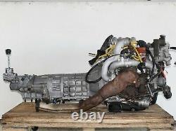 1996-1998 MAZDA RX7 Engine 1.3L Twin Turbo 13b 5 Speed M/T FD3S Wiring 13B REW
