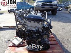 1997-2000 Nissan Primera 2.0L Twin Cam 4 Cylinder Engine JDM SR02VE