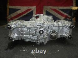 1998 2003 Subaru Impreza Wrx Twin Cam Non Turbo 2.5 Ltr Petrol Engine Ej25