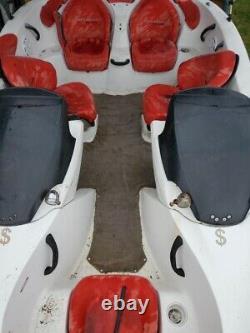 1998 Seadoo Speedster twin rotax engine 110 hp each