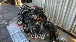 1999-05 TOYOTA MR2 SPYDER MRS 1.8L TWIN CAM VVTI Engine With SMT Tranny JDM