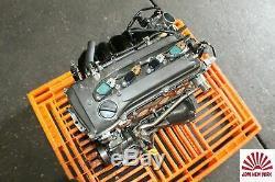 2001-2007 TOYOTA HIGHLANDER 2.4L TWIN CAM 4-CYLINDER VVT-i ENGINE JDM 2AZ-FE