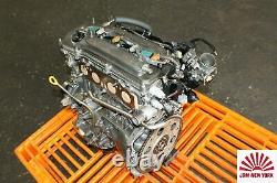 2002-2008 TOYOTA SOLARA 2.4L TWIN CAM 4-CYLINDER VVT-i ENGINE JDM 2AZ-FE