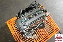2002-2009 TOYOTA CAMRY 2.4L TWIN CAM 4-CYLINDER VVT-i ENGINE JDM 2AZ-FE