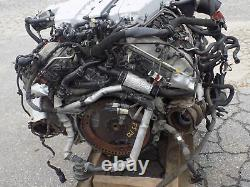 2006 Bentley Flying Spur Engine V-12 6.0 Twin Turbo 40k Miles Must Have Core